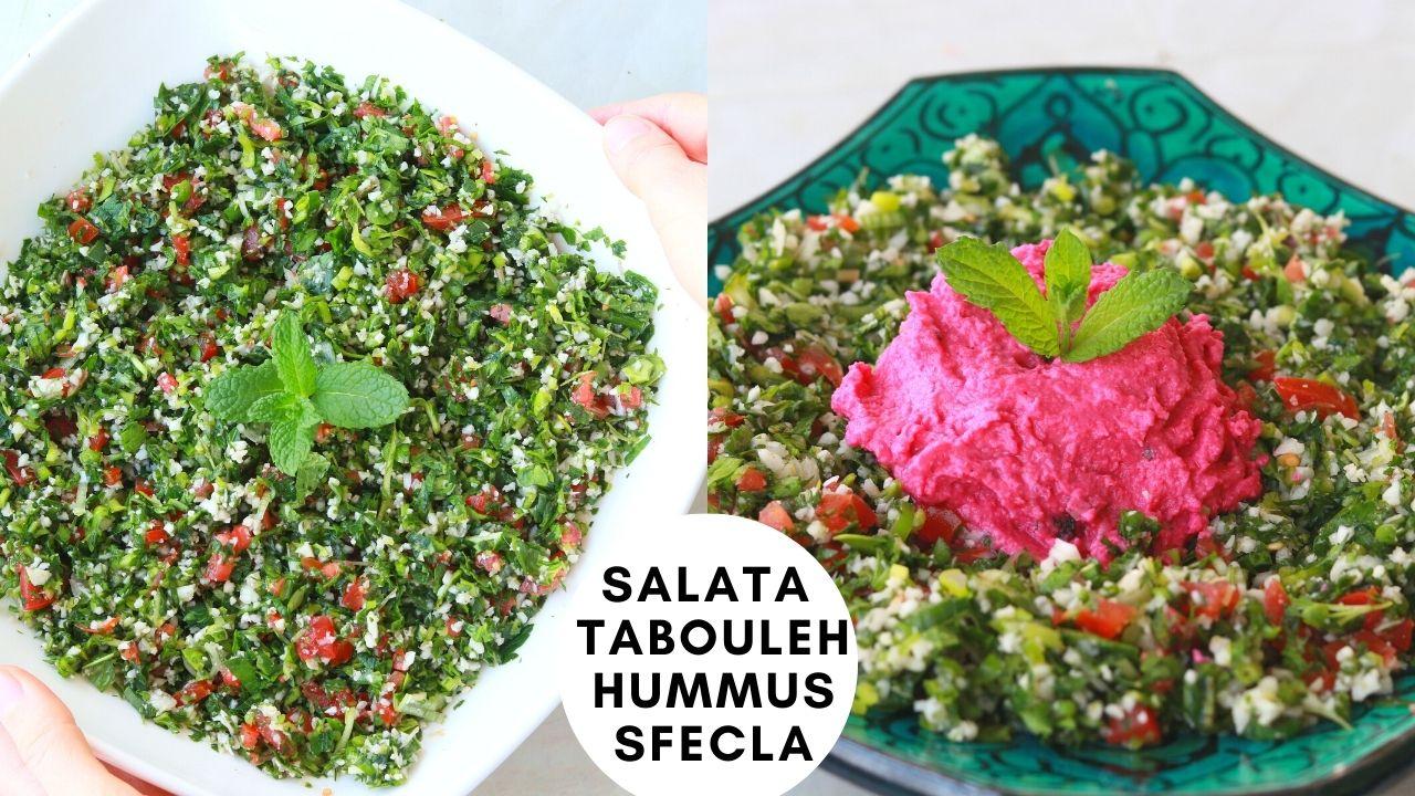 Salata de Tabouleh